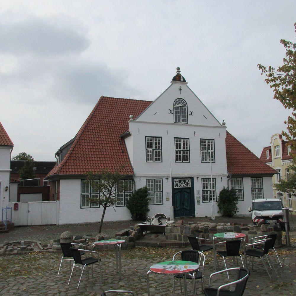 Rathaus Wesselburen
